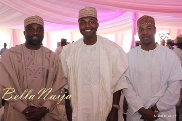 Ameena Rasheed & Hakeem Shagaya - Fatiha & Reception - Katsina - April 2013 - BellaNaija Weddings013