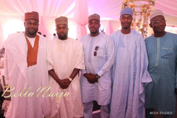 Ameena Rasheed & Hakeem Shagaya - Fatiha & Reception - Katsina - April 2013 - BellaNaija Weddings014