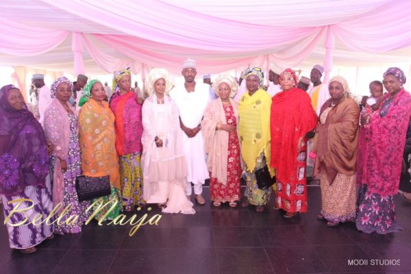 Ameena Rasheed & Hakeem Shagaya - Fatiha & Reception - Katsina - April 2013 - BellaNaija Weddings016