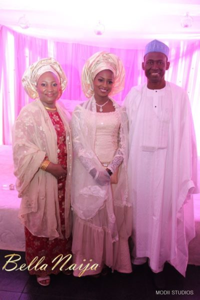 Ameena Rasheed & Hakeem Shagaya - Fatiha & Reception - Katsina - April 2013 - BellaNaija Weddings017