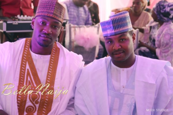 Ameena Rasheed & Hakeem Shagaya - Fatiha & Reception - Katsina - April 2013 - BellaNaija Weddings020