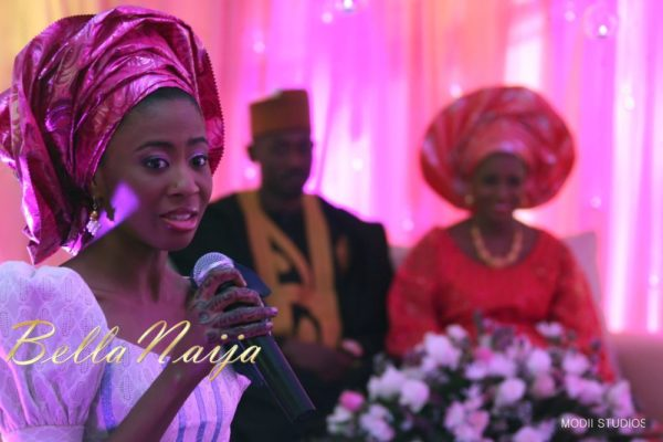 Ameena Rasheed & Hakeem Shagaya - Fatiha & Reception - Katsina - April 2013 - BellaNaija Weddings022
