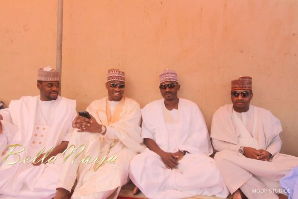 Ameena Rasheed & Hakeem Shagaya - Fatiha & Reception - Katsina - April 2013 - BellaNaija Weddings025