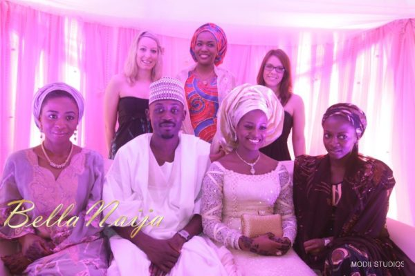 Ameena Rasheed & Hakeem Shagaya - Fatiha & Reception - Katsina - April 2013 - BellaNaija Weddings040