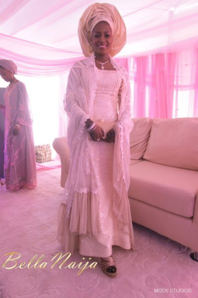 Ameena Rasheed & Hakeem Shagaya - Fatiha & Reception - Katsina - April 2013 - BellaNaija Weddings042