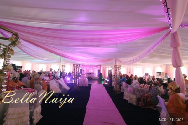 Ameena Rasheed & Hakeem Shagaya - Fatiha & Reception - Katsina - April 2013 - BellaNaija Weddings047
