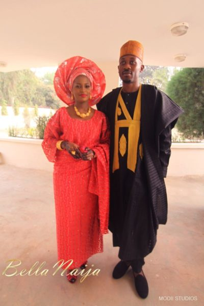 Ameena Rasheed & Hakeem Shagaya - Fatiha & Reception - Katsina - April 2013 - BellaNaija Weddings048
