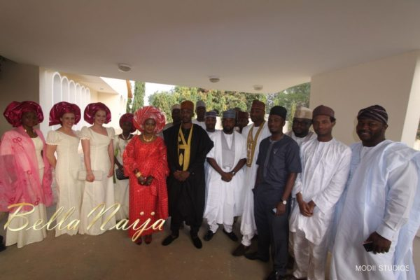 Ameena Rasheed & Hakeem Shagaya - Fatiha & Reception - Katsina - April 2013 - BellaNaija Weddings049
