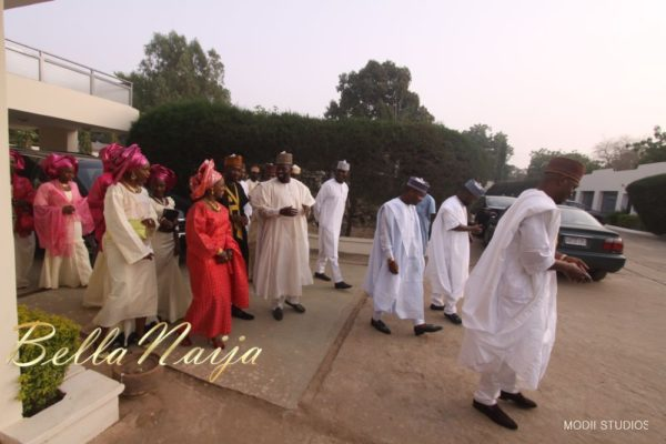 Ameena Rasheed & Hakeem Shagaya - Fatiha & Reception - Katsina - April 2013 - BellaNaija Weddings051
