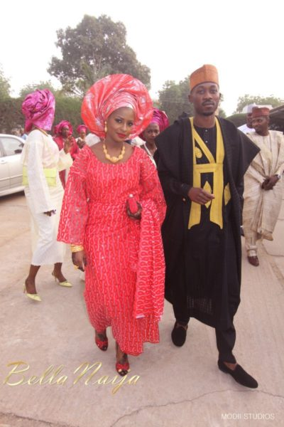 Ameena Rasheed & Hakeem Shagaya - Fatiha & Reception - Katsina - April 2013 - BellaNaija Weddings052