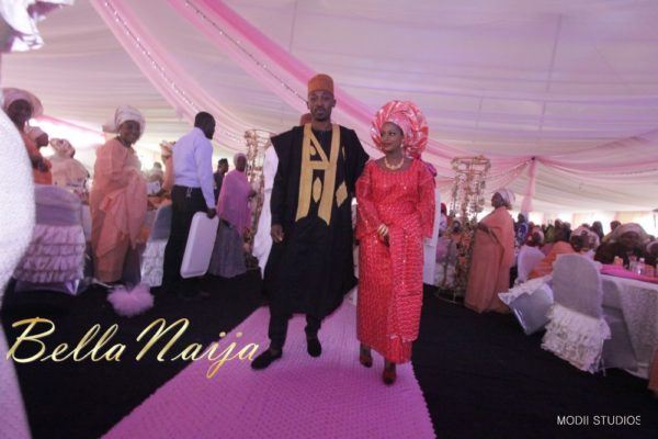 Ameena Rasheed & Hakeem Shagaya - Fatiha & Reception - Katsina - April 2013 - BellaNaija Weddings054