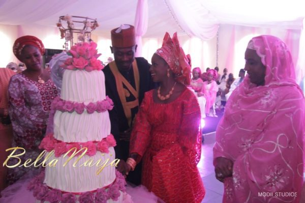 Ameena Rasheed & Hakeem Shagaya - Fatiha & Reception - Katsina - April 2013 - BellaNaija Weddings056