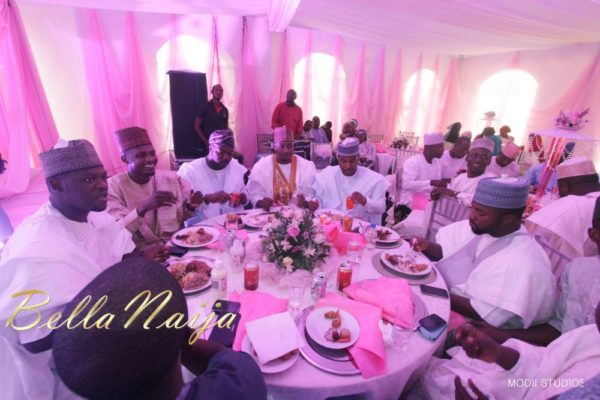 Ameena Rasheed & Hakeem Shagaya - Fatiha & Reception - Katsina - April 2013 - BellaNaija Weddings057