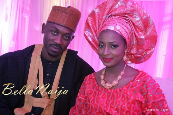 Ameena Rasheed & Hakeem Shagaya - Fatiha & Reception - Katsina - April 2013 - BellaNaija Weddings059