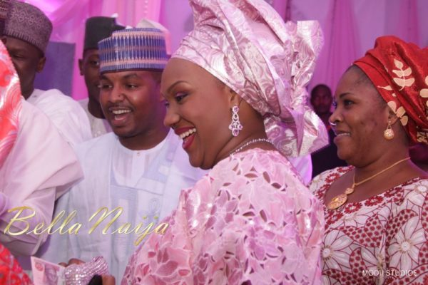 Ameena Rasheed & Hakeem Shagaya - Fatiha & Reception - Katsina - April 2013 - BellaNaija Weddings062