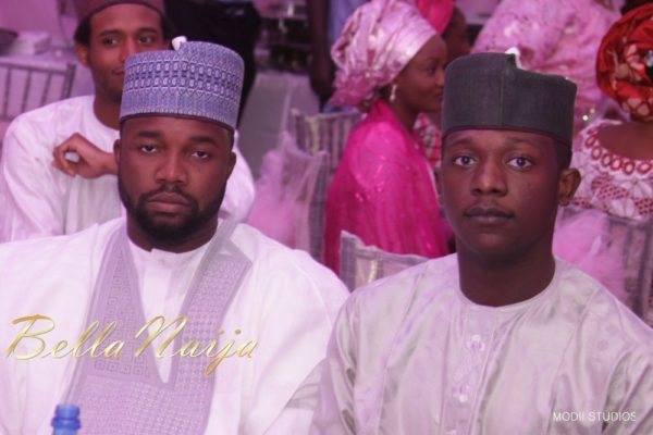 Ameena Rasheed & Hakeem Shagaya - Fatiha & Reception - Katsina - April 2013 - BellaNaija Weddings063