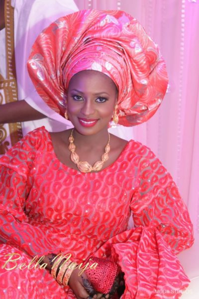 Ameena Rasheed & Hakeem Shagaya - Fatiha & Reception - Katsina - April 2013 - BellaNaija Weddings066