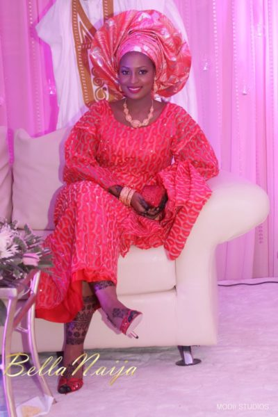 Ameena Rasheed & Hakeem Shagaya - Fatiha & Reception - Katsina - April 2013 - BellaNaija Weddings068