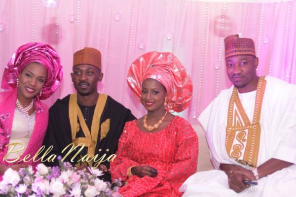 Ameena Rasheed & Hakeem Shagaya - Fatiha & Reception - Katsina - April 2013 - BellaNaija Weddings069