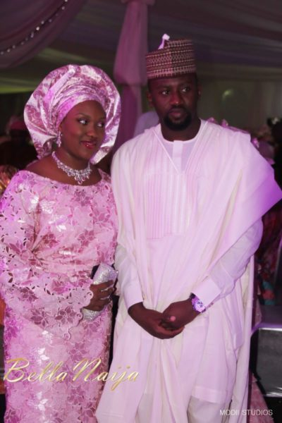 Ameena Rasheed & Hakeem Shagaya - Fatiha & Reception - Katsina - April 2013 - BellaNaija Weddings070