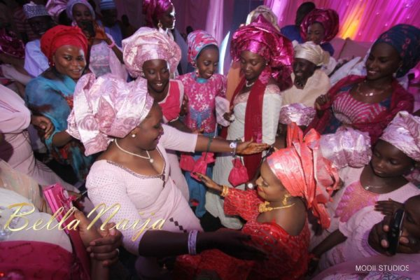 Ameena Rasheed & Hakeem Shagaya - Fatiha & Reception - Katsina - April 2013 - BellaNaija Weddings071
