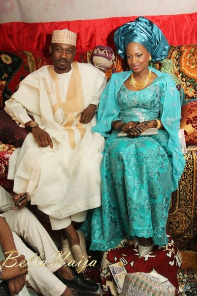 Ameena Rasheed & Hakeem Shagaya - Kamu - Katsina - April 2013 - BellaNaija Weddings019