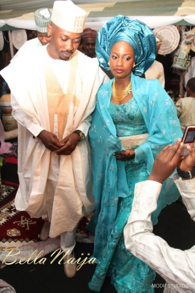Ameena Rasheed & Hakeem Shagaya - Kamu - Katsina - April 2013 - BellaNaija Weddings020