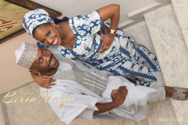 Ameena Rasheed & Hakeem Shagaya - Wedding Photoshoot - April 2013 - BellaNaija Weddings007