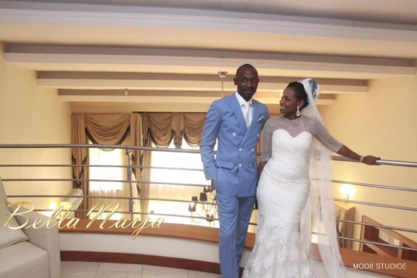 Ameena Rasheed & Hakeem Shagaya - Wedding Reception - Abuja - April 2013 - BellaNaija Weddings024