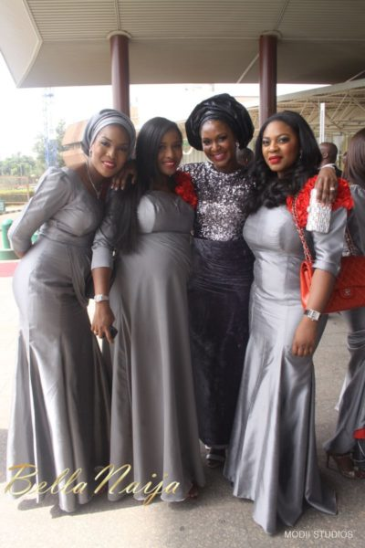 Ameena Rasheed & Hakeem Shagaya - Wedding Reception - Abuja - April 2013 - BellaNaija Weddings033