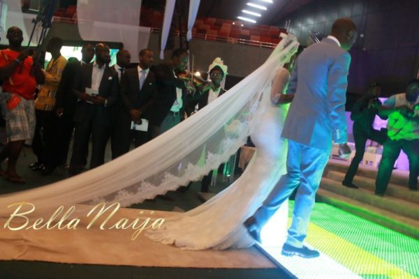 Ameena Rasheed & Hakeem Shagaya - Wedding Reception - Abuja - April 2013 - BellaNaija Weddings035