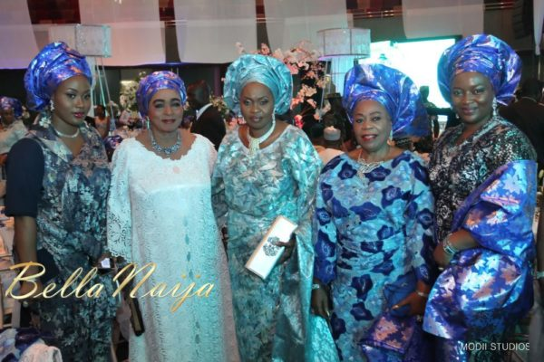 Ameena Rasheed & Hakeem Shagaya - Wedding Reception - Abuja - April 2013 - BellaNaija Weddings038