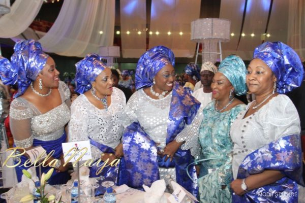 Ameena Rasheed & Hakeem Shagaya - Wedding Reception - Abuja - April 2013 - BellaNaija Weddings043