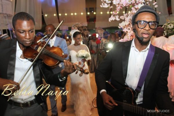 Ameena Rasheed & Hakeem Shagaya - Wedding Reception - Abuja - April 2013 - BellaNaija Weddings045