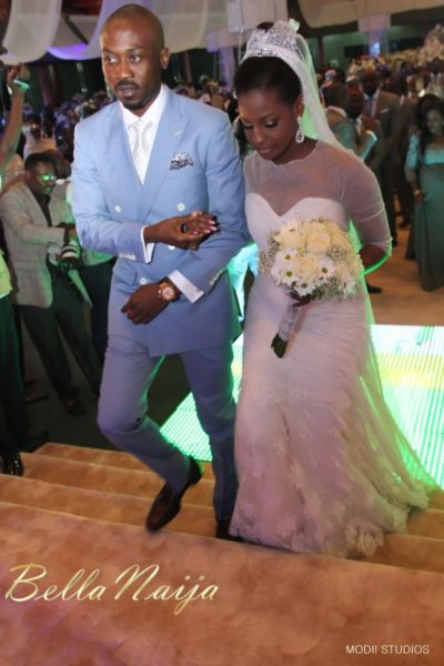Ameena Rasheed & Hakeem Shagaya - Wedding Reception - Abuja - April 2013 - BellaNaija Weddings047