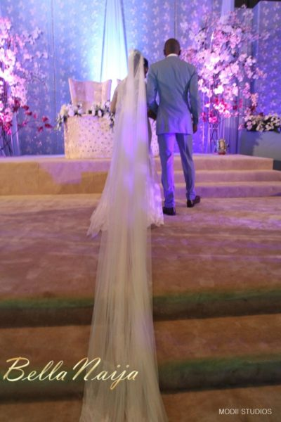Ameena Rasheed & Hakeem Shagaya - Wedding Reception - Abuja - April 2013 - BellaNaija Weddings048