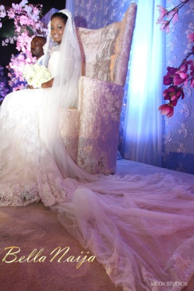 Ameena Rasheed & Hakeem Shagaya - Wedding Reception - Abuja - April 2013 - BellaNaija Weddings049