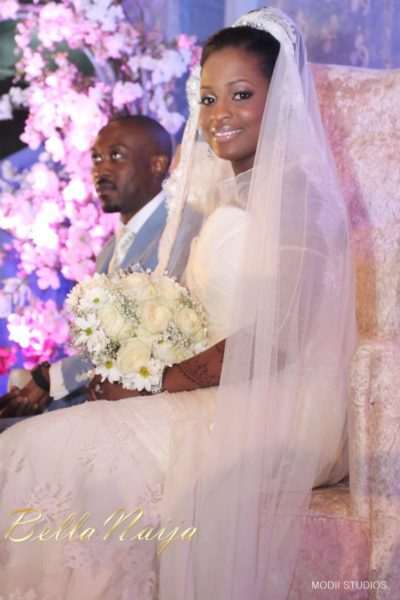 Ameena Rasheed & Hakeem Shagaya - Wedding Reception - Abuja - April 2013 - BellaNaija Weddings050