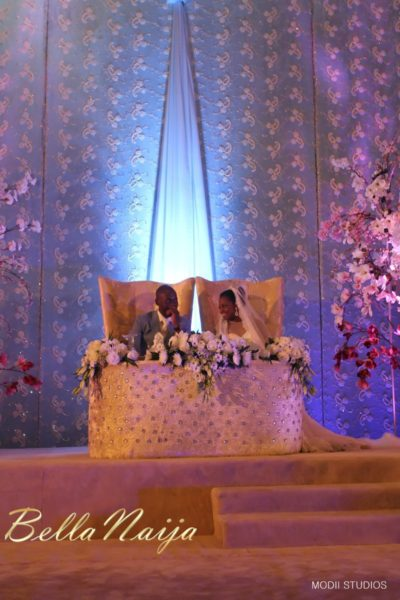 Ameena Rasheed & Hakeem Shagaya - Wedding Reception - Abuja - April 2013 - BellaNaija Weddings051