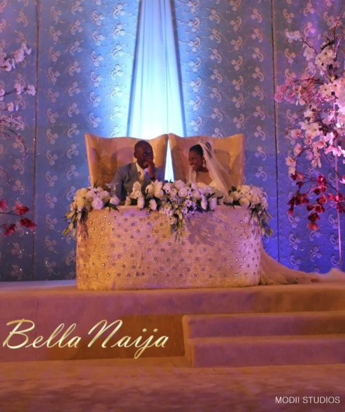 Ameena Rasheed & Hakeem Shagaya - Wedding Reception - Abuja - April 2013 - BellaNaija Weddings05100