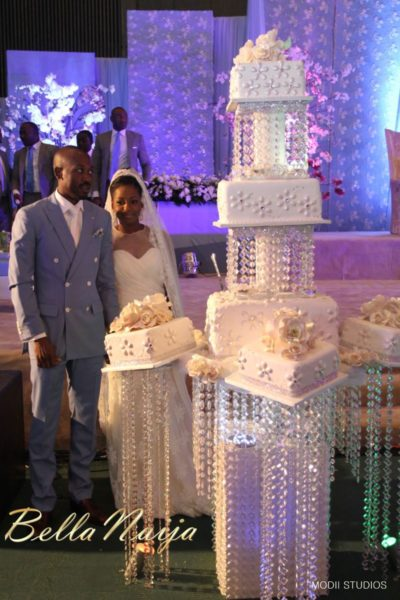 Ameena Rasheed & Hakeem Shagaya - Wedding Reception - Abuja - April 2013 - BellaNaija Weddings052