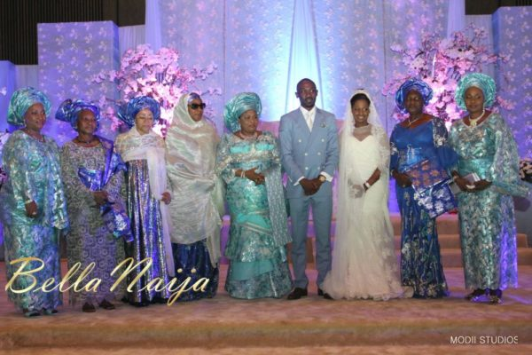 Ameena Rasheed & Hakeem Shagaya - Wedding Reception - Abuja - April 2013 - BellaNaija Weddings055
