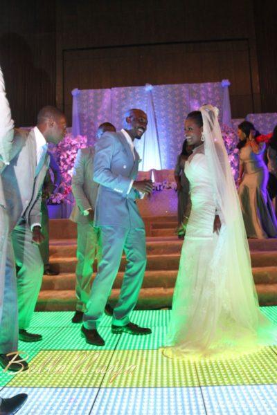 Ameena Rasheed & Hakeem Shagaya - Wedding Reception - Abuja - April 2013 - BellaNaija Weddings058