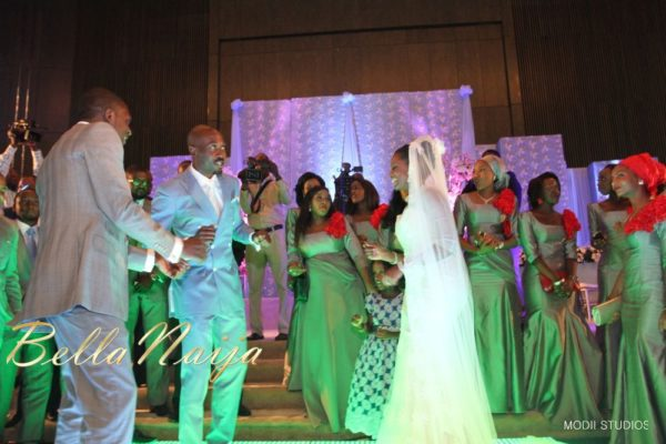 Ameena Rasheed & Hakeem Shagaya - Wedding Reception - Abuja - April 2013 - BellaNaija Weddings060