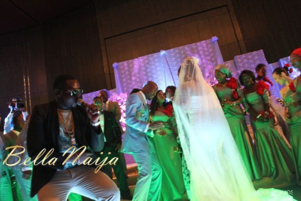 Ameena Rasheed & Hakeem Shagaya - Wedding Reception - Abuja - April 2013 - BellaNaija Weddings061