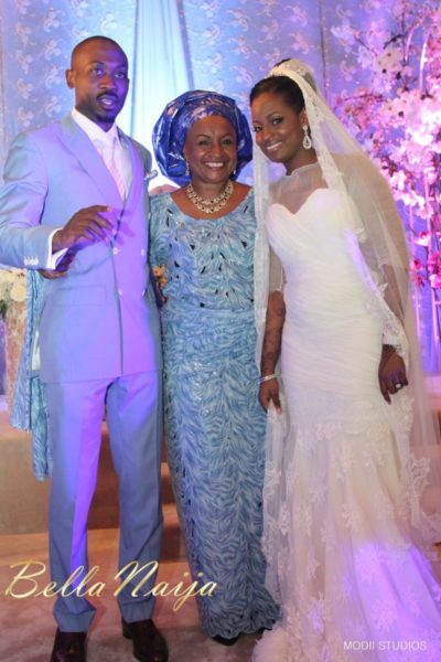 Ameena Rasheed & Hakeem Shagaya - Wedding Reception - Abuja - April 2013 - BellaNaija Weddings064