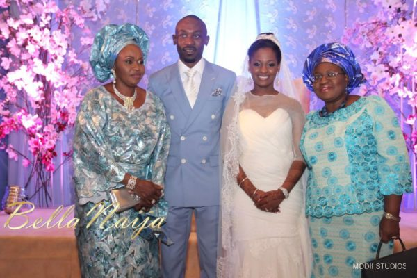 Ameena Rasheed & Hakeem Shagaya - Wedding Reception - Abuja - April 2013 - BellaNaija Weddings065