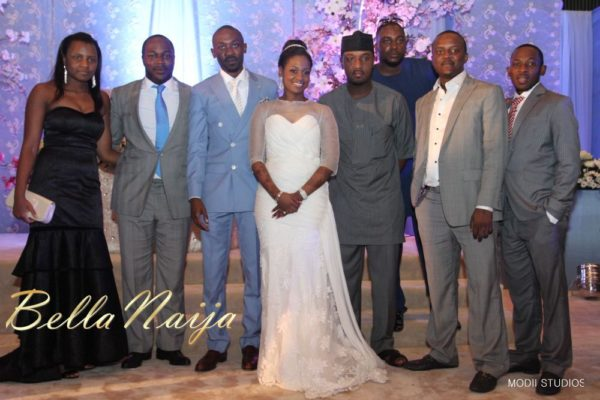 Ameena Rasheed & Hakeem Shagaya - Wedding Reception - Abuja - April 2013 - BellaNaija Weddings067