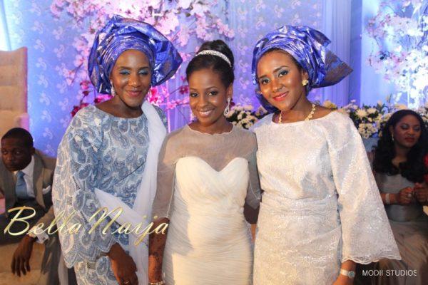 Ameena Rasheed & Hakeem Shagaya - Wedding Reception - Abuja - April 2013 - BellaNaija Weddings071