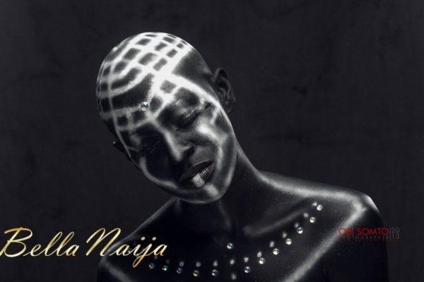 BN Exclusive - Yvonne Vixen Ekwere as Mr Ekwere and Imoh - BellaNaija04